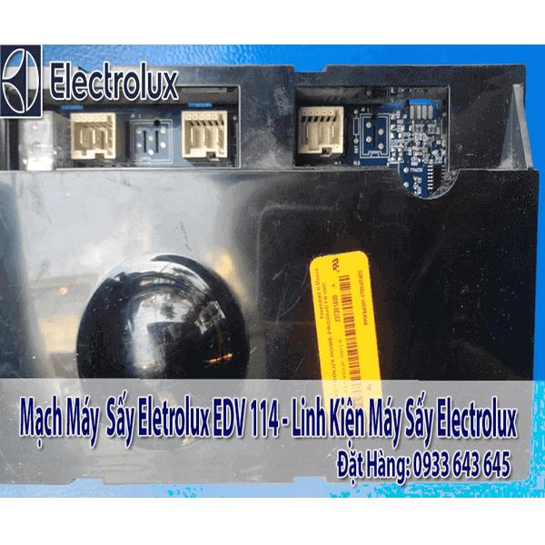MẠCH MÁY SẤY ELECTROLUX EDV114