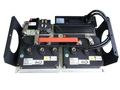 Bộ điều khiển sản xuất bởi SME-Ý