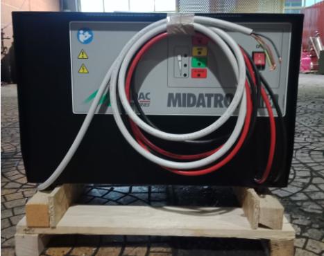Máy sạc ắc quy hiệu Midac tại TFV