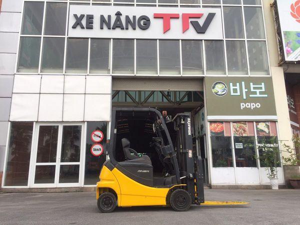 Xe nâng điện 1.5 tấn Komatsu FB15HB-12