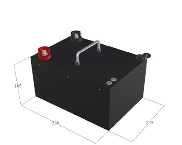 Bình ắc quy khô Lithium- Ion 12.8V120Ah