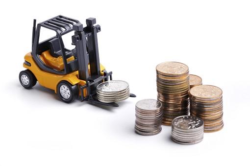 Tiết kiệm chi phí sản xuất nhờ sử dụng DV thuê xe nâng của TFV