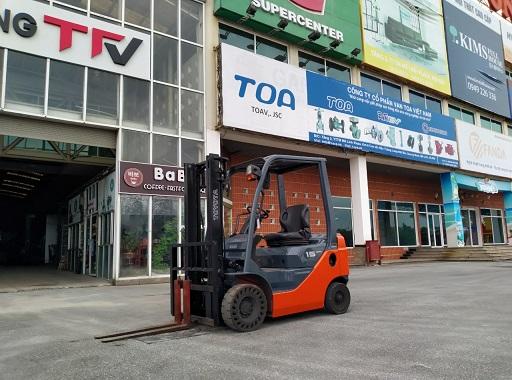 Xe nâng dầu 1.5 tấn Toyota 02-8FD15