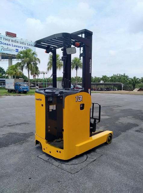 Xe nâng điện Reach truck 1.3 tấn Komatsu FB13RS-15