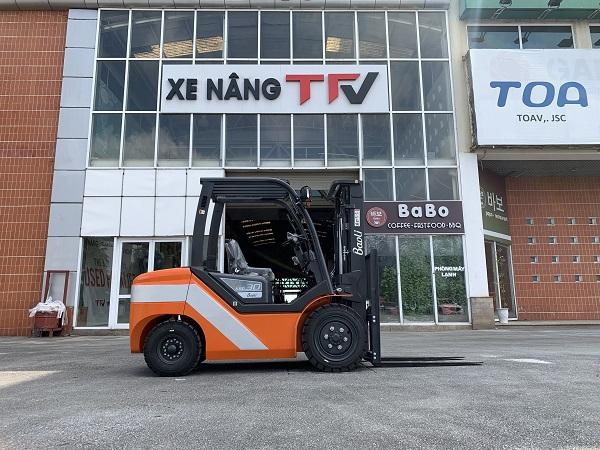 Xe nâng Trung Quốc Baoli đem lại giá trị lớn cho doanh nghiệp của bạn