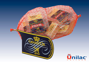 EDAM MINI CHEESE PORTIONS - UNILAC