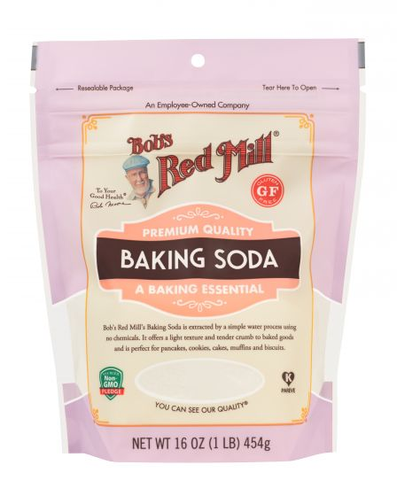 [ Bob's Red Mill ] Muối Nở Baking Soda 454g