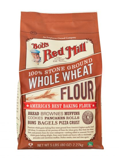 [ Bob's Red Mill ] Bột Mì Nguyên Cám 2.27kg