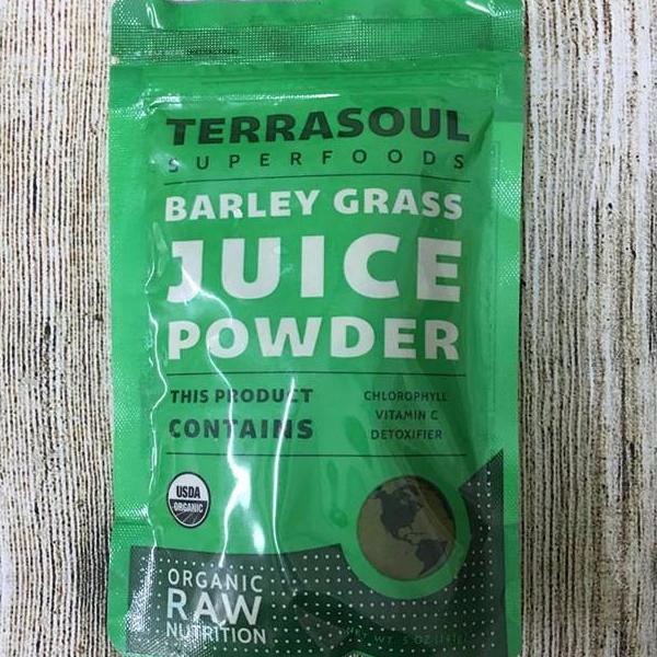 Bột Nước Ép Cỏ Lúa Mạch Hữu Cơ ( Organic Barley Grass Juice Powder ) 141g