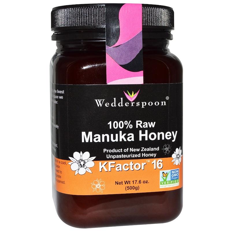 Mật Ong Manuka Wedderspoon 500g ( Non-GMO )