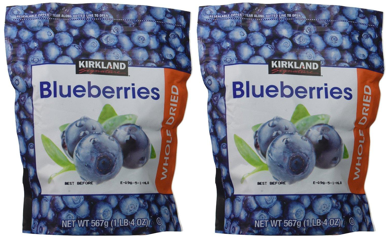 Blueberry Kirkland