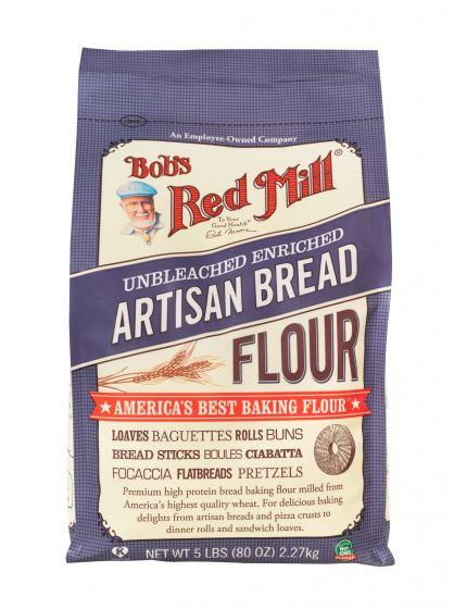 [ Bob's Red Mill ] Bột Mì Artisan Bread Flour 2.27kg