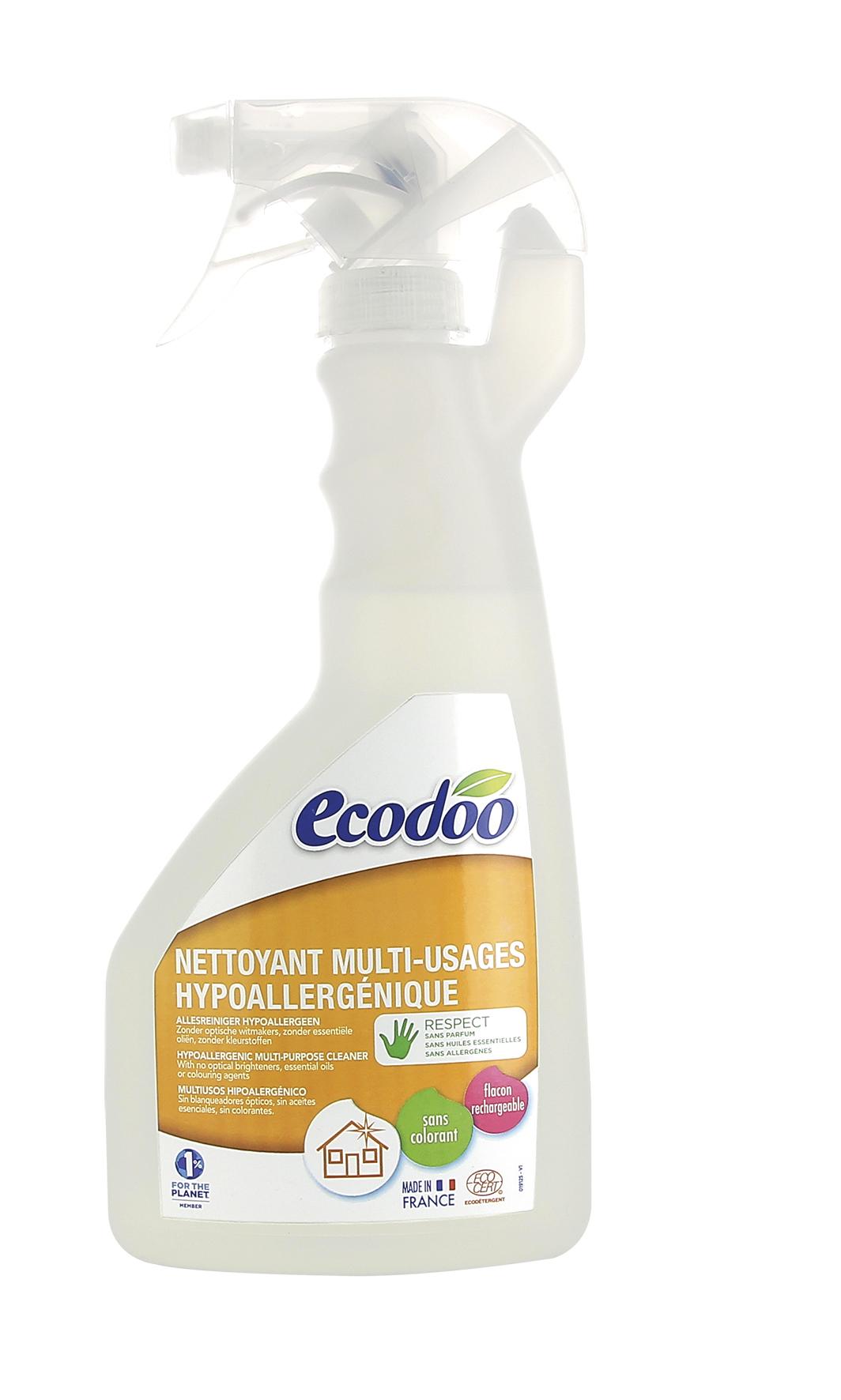 [Ecodoo] Nước Tẩy Rửa Đa Năng Sinh Học (2 sản phẩm)