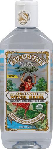 Toner Hữu Cơ Chiết Xuất Cây Phỉ Humphreys Witch Hazel 237mL