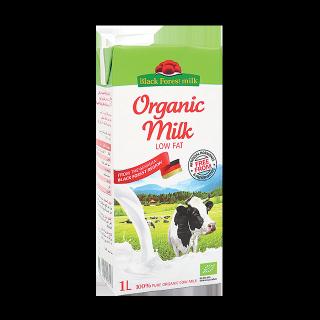 Sữa Tươi Ít Béo Hữu Cơ