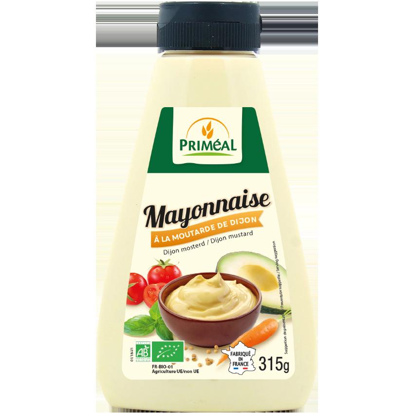 [Primeal] Sốt Mayonnaise Hữu Cơ 315g