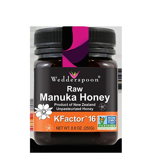 Mật Ong Manuka Wedderspoon 250g ( Non-GMO )