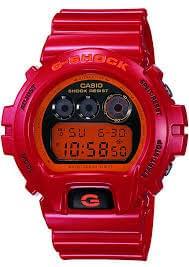 Casio G-Shock - Đồng hồ Nam - DW-6900CB-4DR