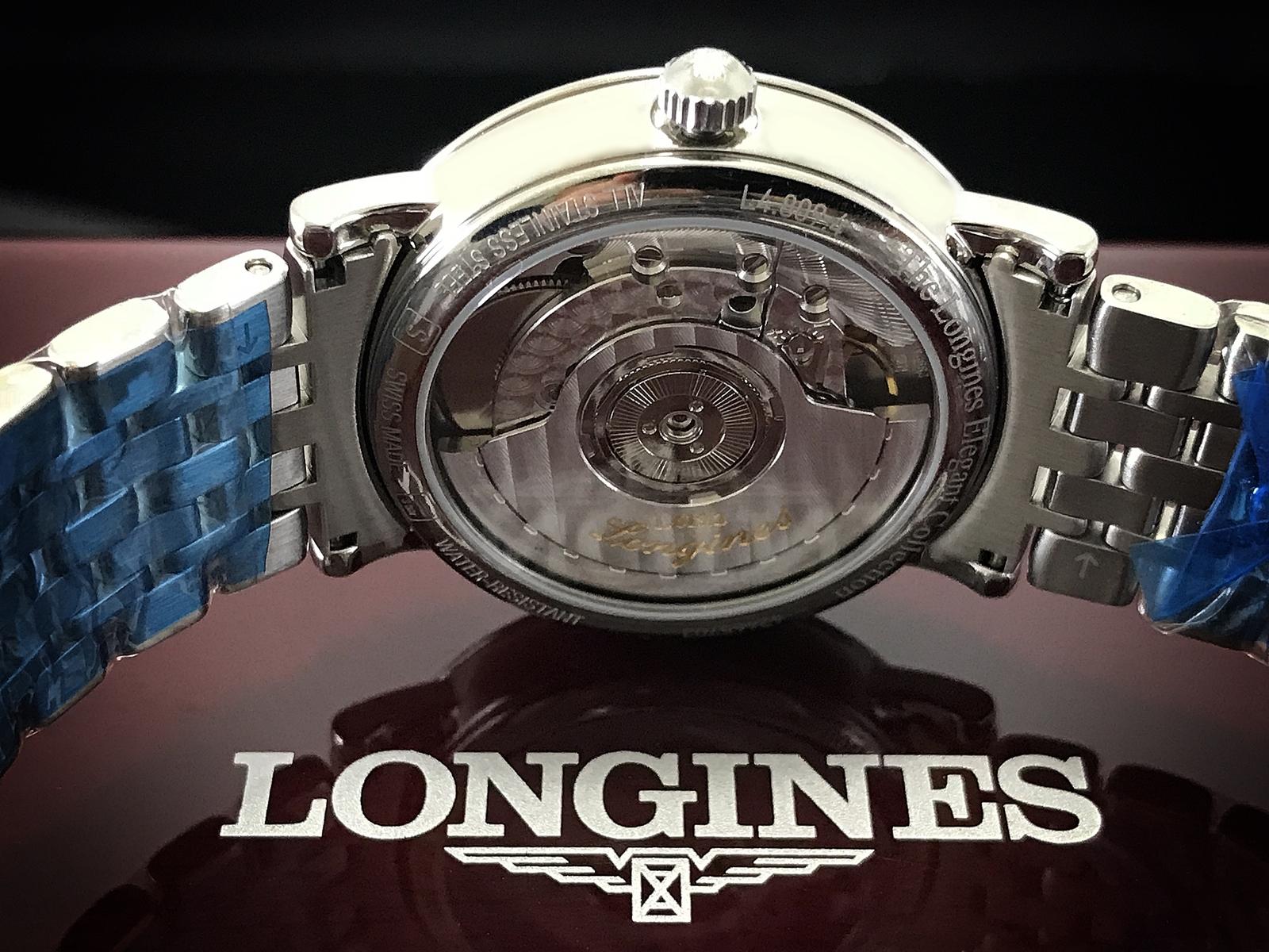 Đồng hồ Longines L4.809.4.77.6