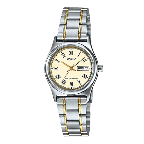Casio - Đồng hồ Nữ - LTP-V006SG-9BUDF
