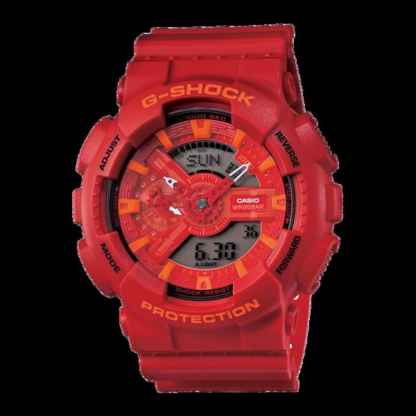 Casio G-Shock - Đồng hồ Nam - GA-110AC-4ADR