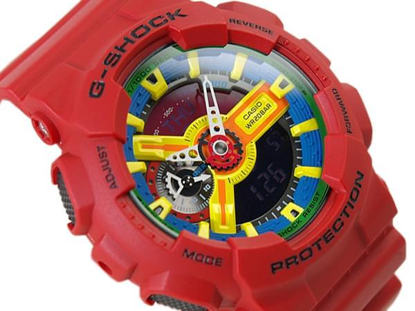 Casio G-Shock - Đồng hồ Nam - GA-110FC-1ADR