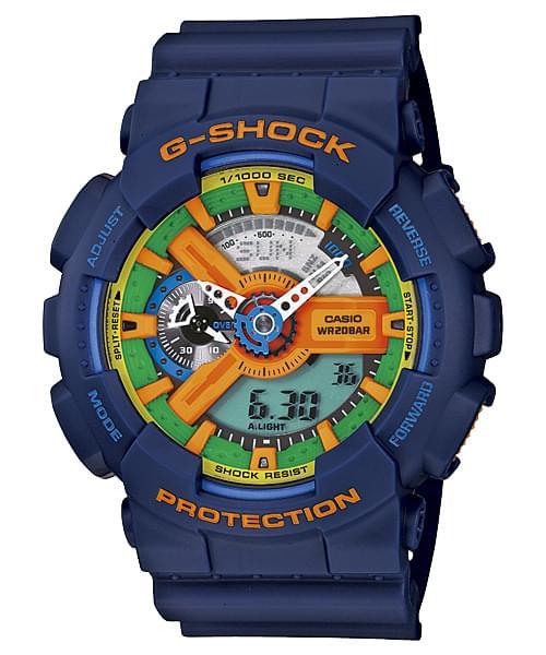 Casio G-Shock - Đồng hồ Nam - GA-110FC-2ADR