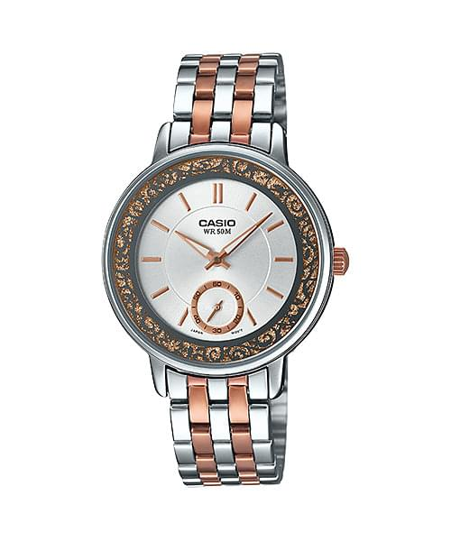 Casio - Đồng hồ Nữ - LTP-E408RG-7AVDF