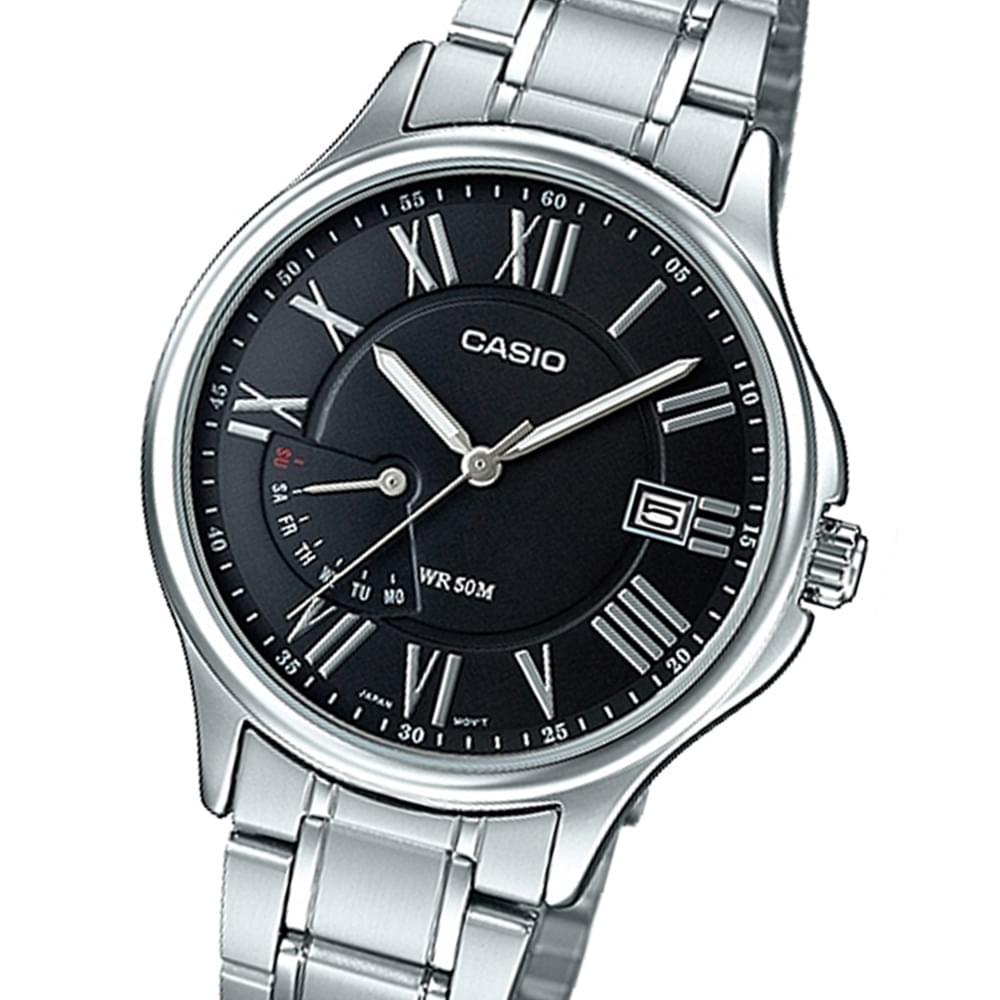 Casio - Đồng hồ Nam - MTP-E116D-1AVDF