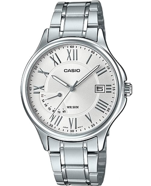 Casio - Đồng hồ Nam - MTP-E116D-7AVDF