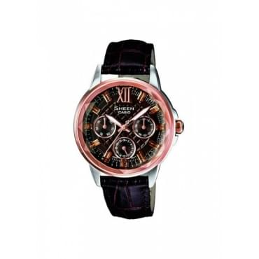Casio Sheen - Đồng hồ Nữ - SHE-3029GL-5AUDR
