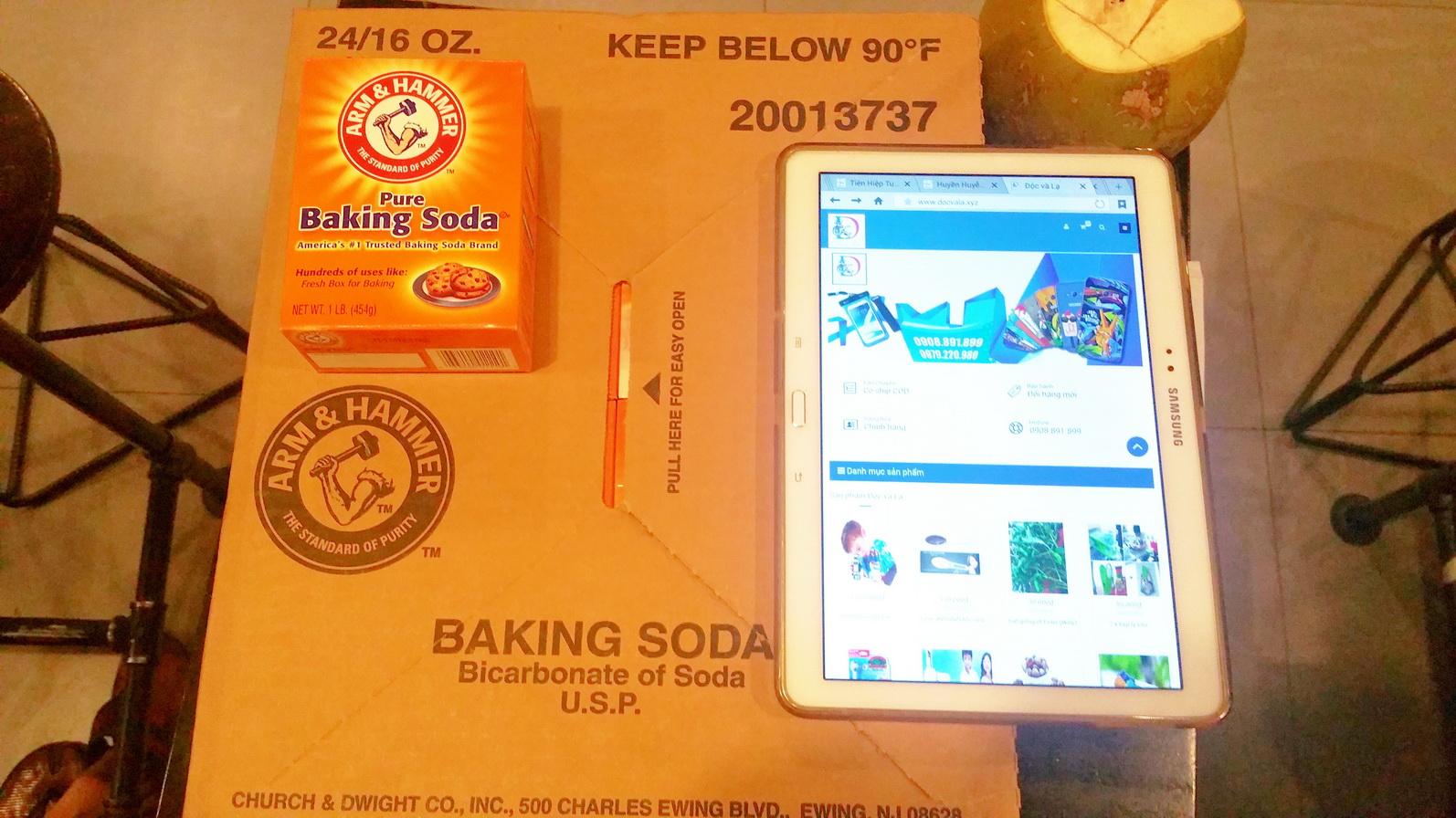 Baking Soda Arm Hammer Usa 454gr Daftar Harga Terkini Dan Asli Ori Bt A Tnh Nng