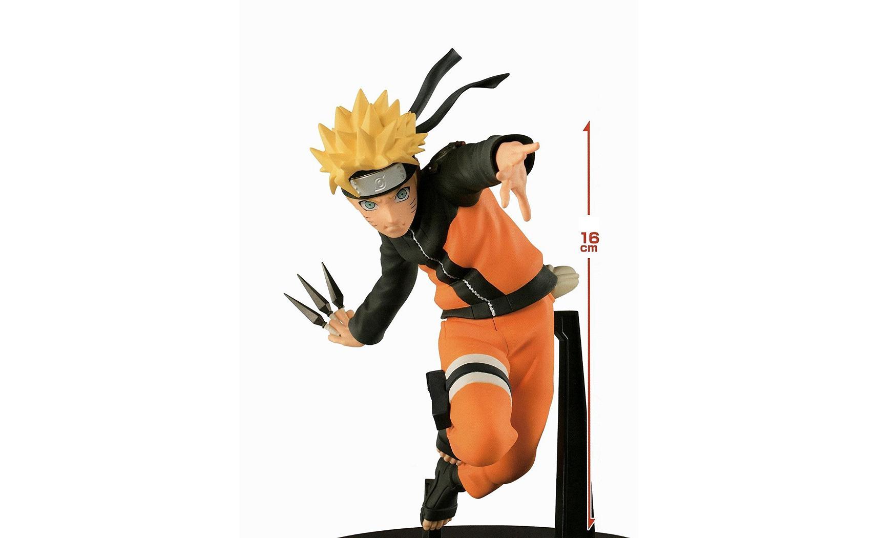 ✅Mô hình Figure Naruto chạy