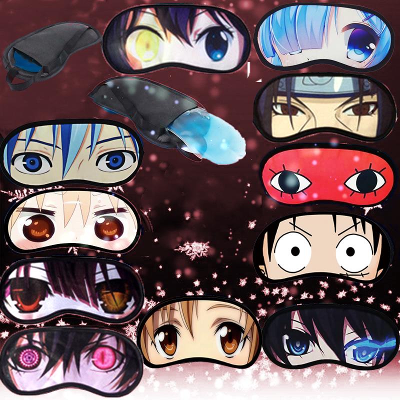 Bịt mắt ngủ Anime dạng nước