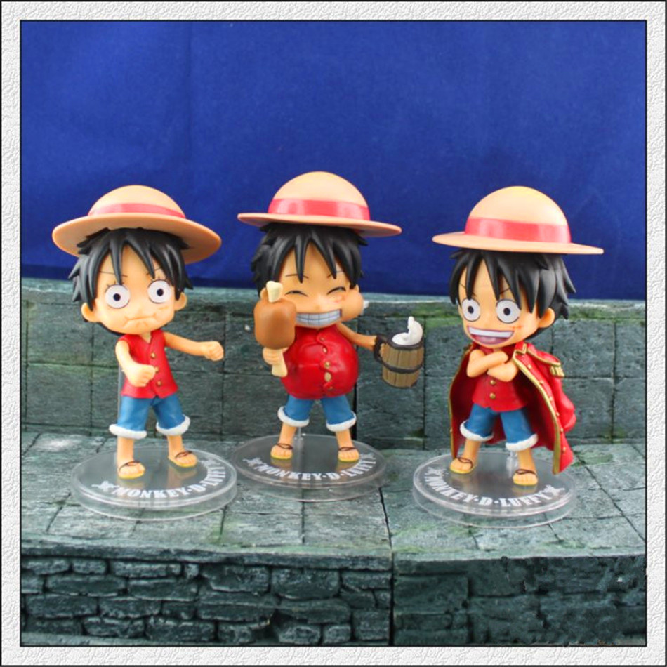Fig Luffy đế trong suốt