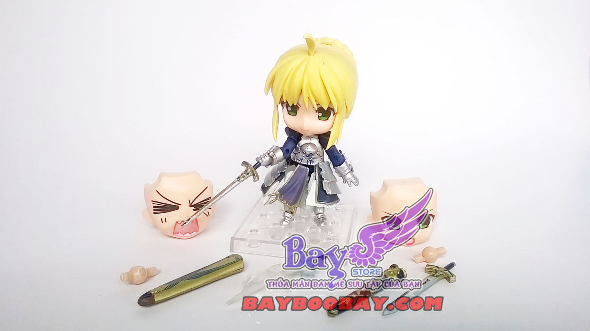 figure saber Nendroi- fate stay night