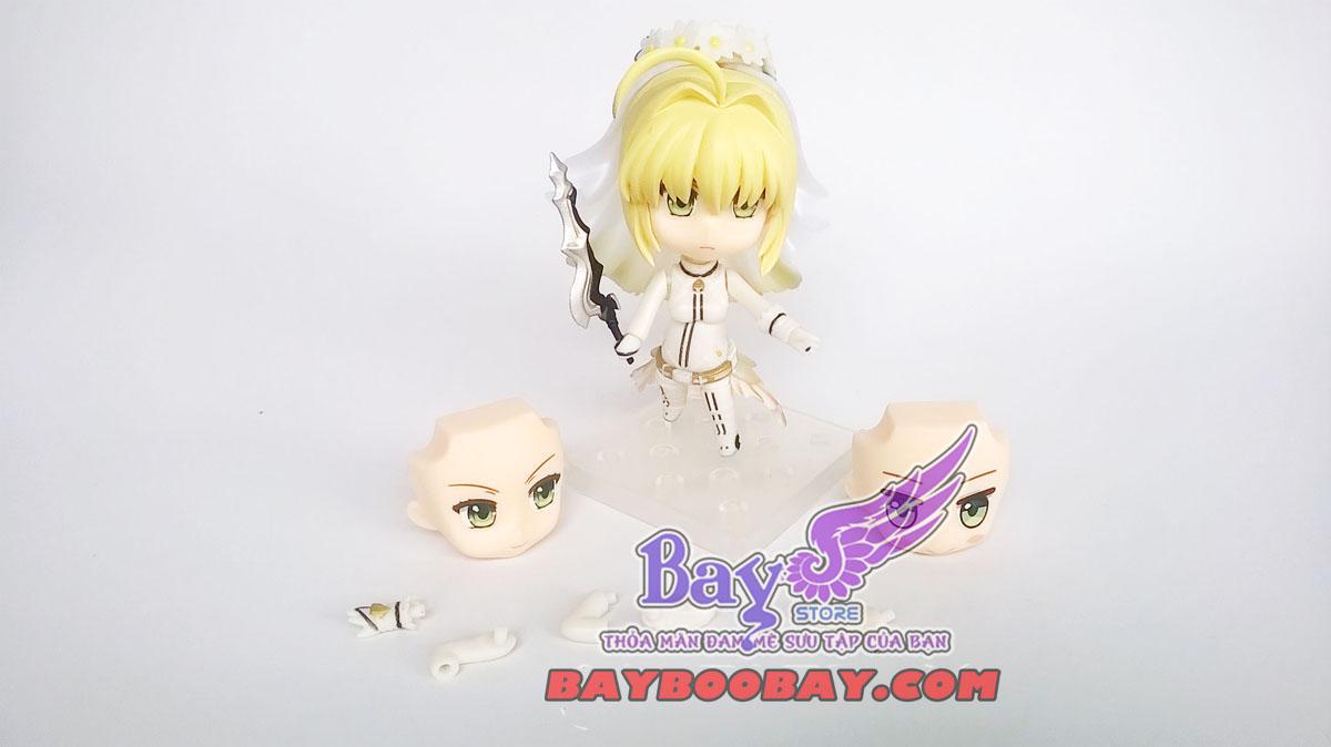 figure nendroi saber - Fate/EXTRA