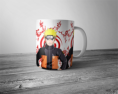 ly sứ anime, ly sứ naruto, ly naruto