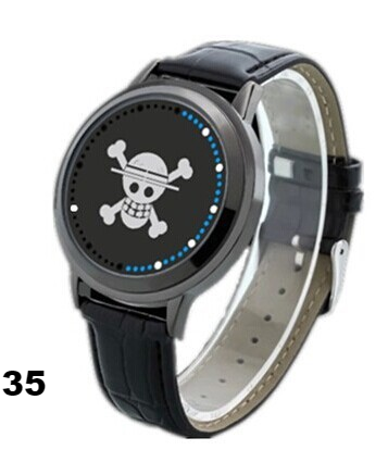 Đồng hồ LED cảm ứng Onepiece