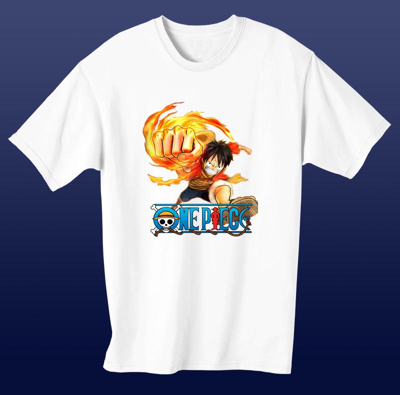 ✅Áo Anime Luffy - One Piece