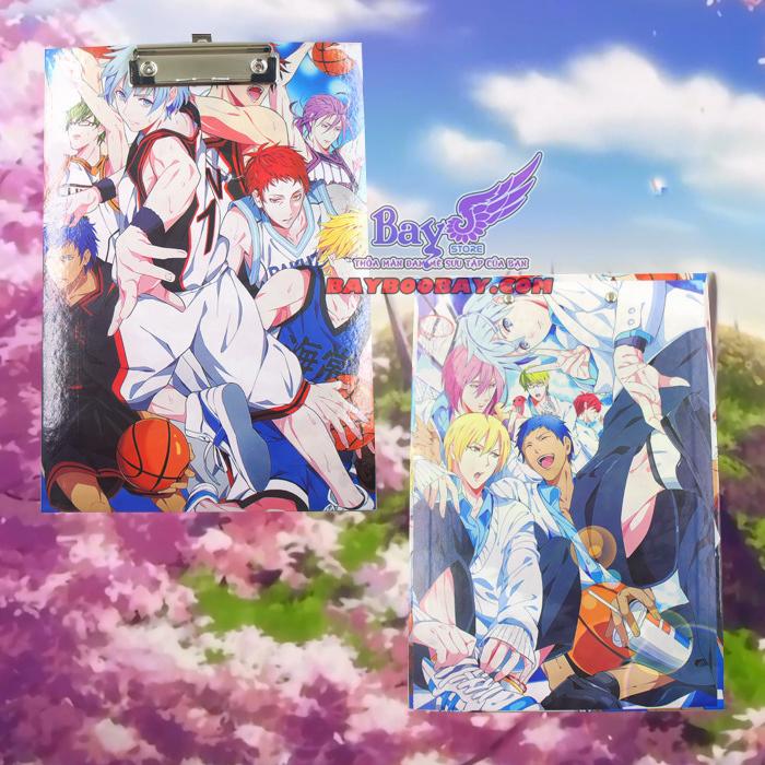 Kẹp giấy anime