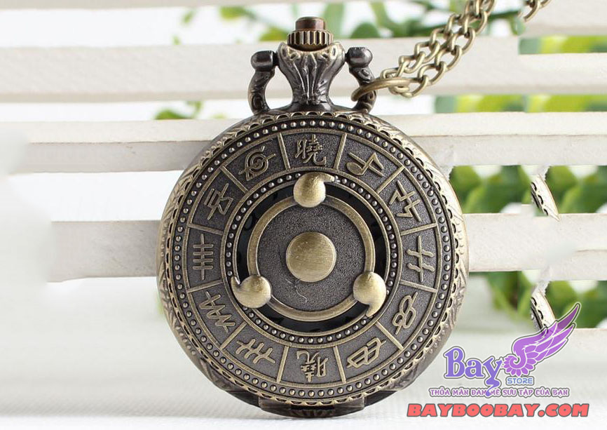 Đồng hồ quả lắc Naruto