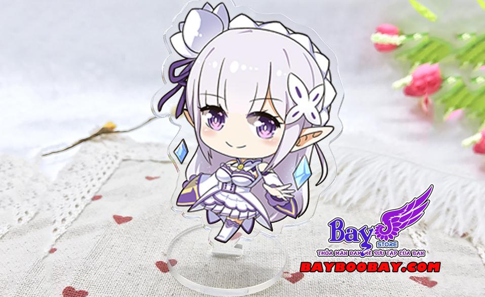 ✅Standee Emilia