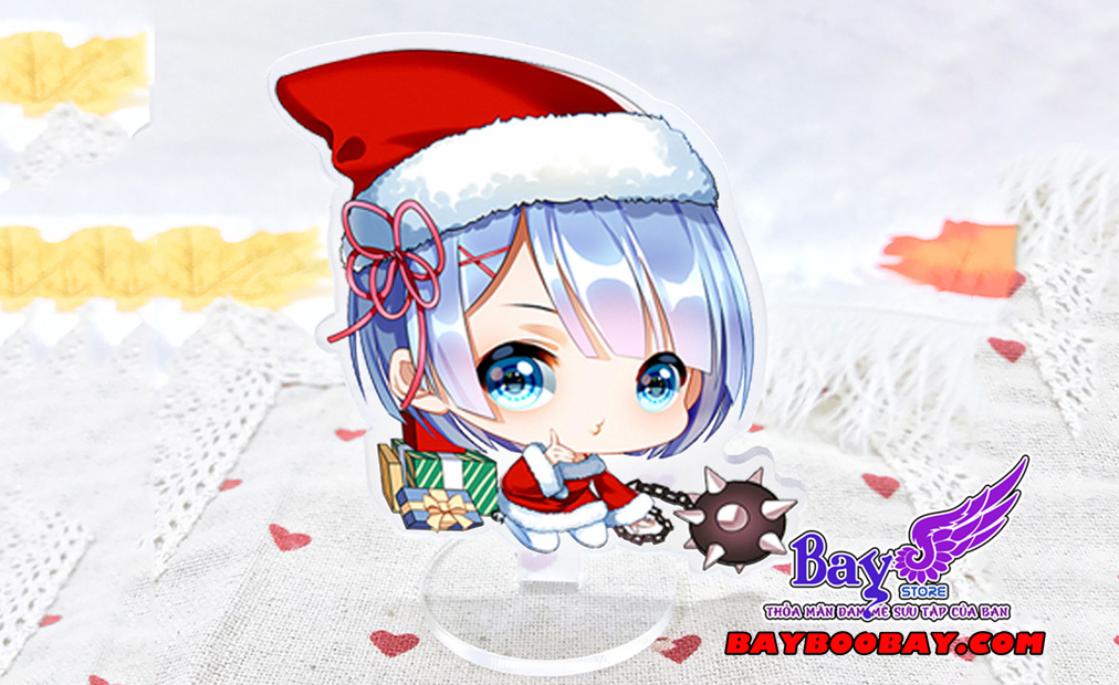 ✅Standee Rem Noel