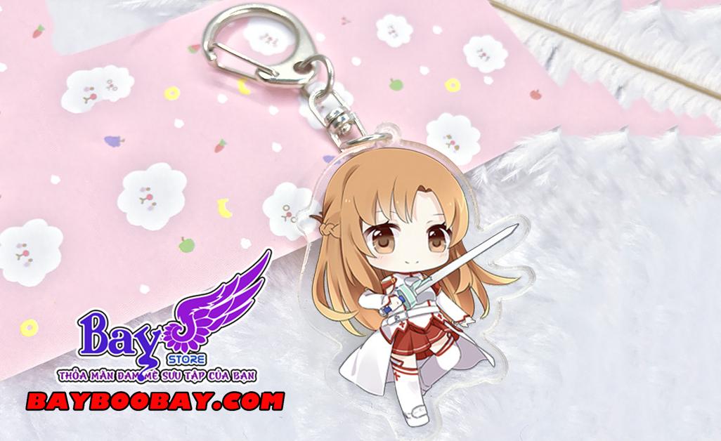 ✅Móc khóa Asuna