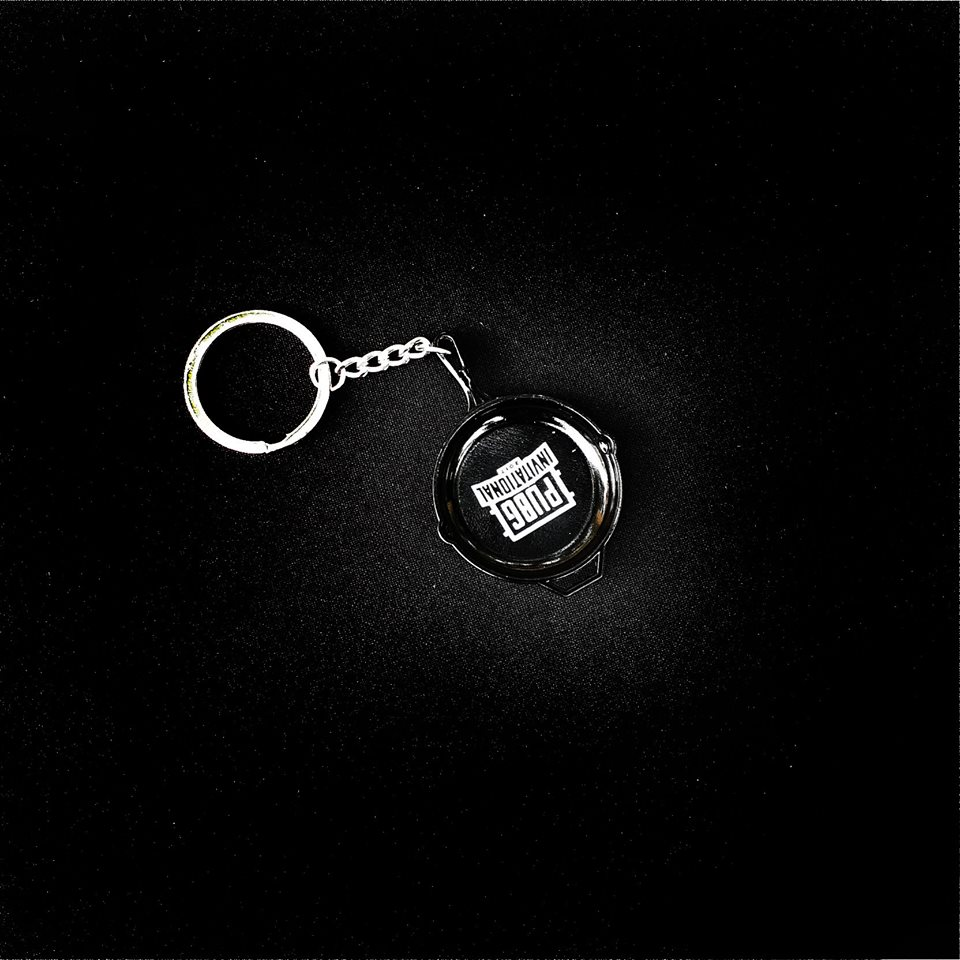 ✅Pubg Móc khóa mini