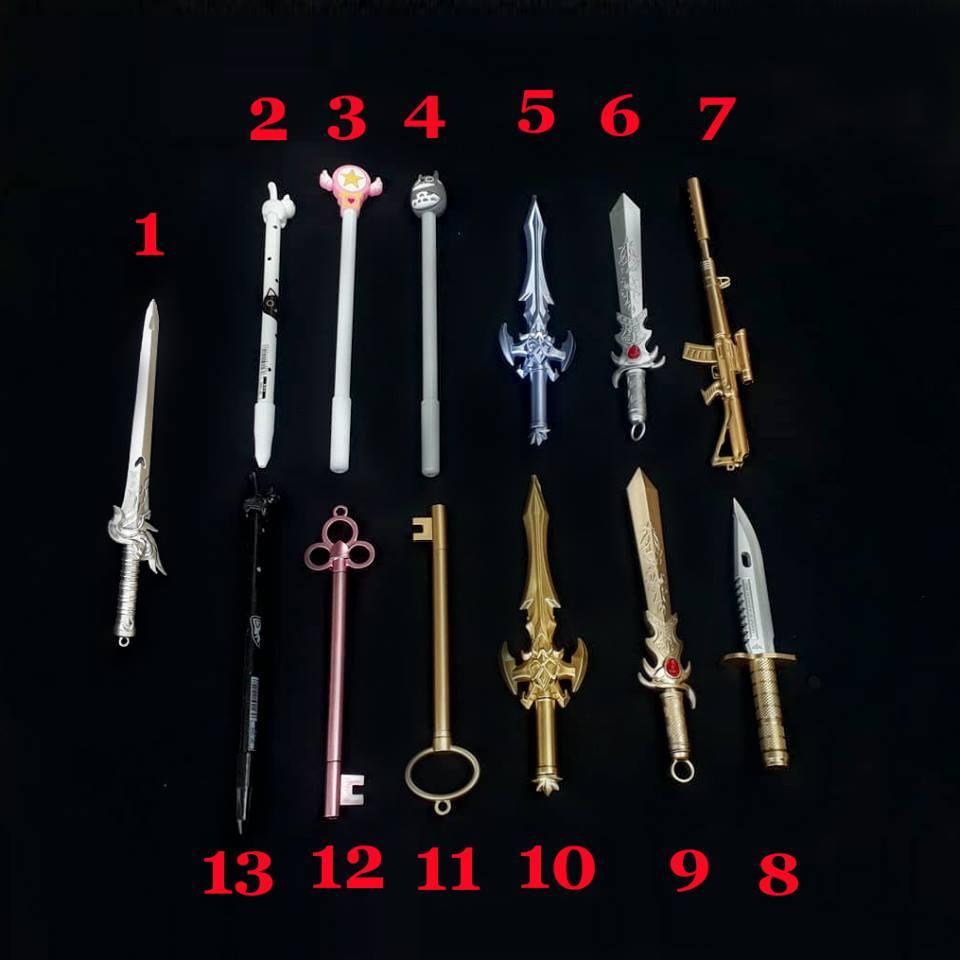 ✅Bút vũ khí Baystore