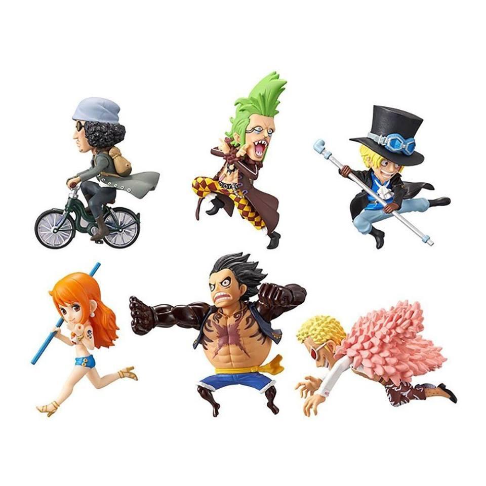 ✅Set One Piece 6 Figure
