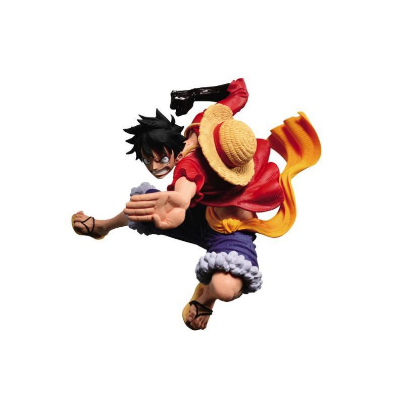 ✅Luffy Haki Busoshoku - One Piece
