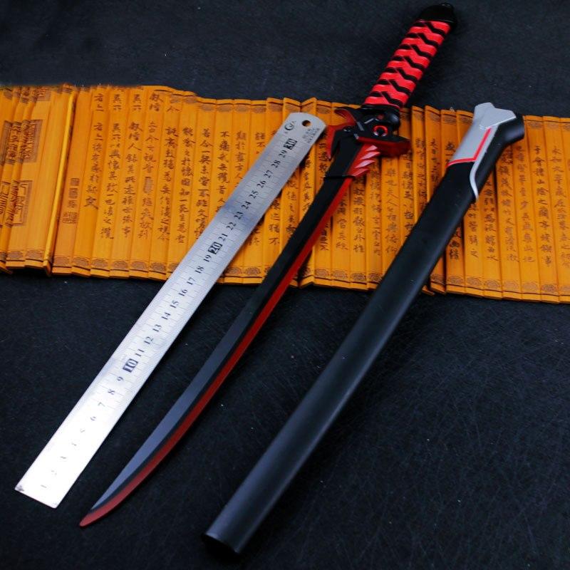 ✅ Kiếm Genji Đỏ50cm
